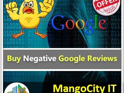 Buying Negative Google Reviews
