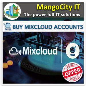 Buy Mixcloud Accounts