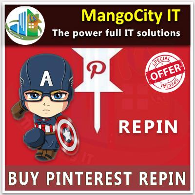 Buy Pinterest Repin