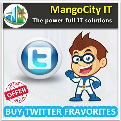 Buy Twitter Favorites